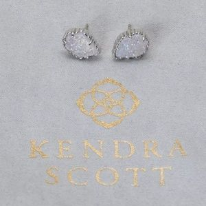 "Kendra Scott ""Tessa"" Iridescent Drusy Earrings"